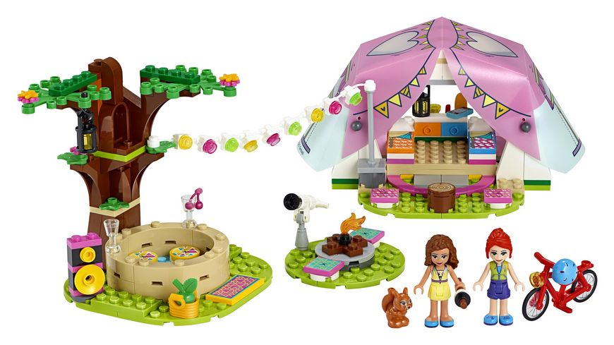LEGO Friends 41392 Camping in Heartlake City