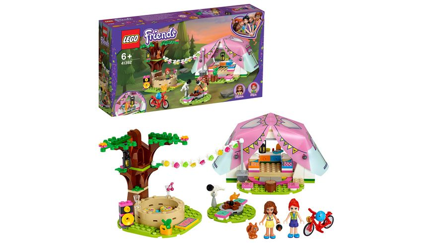 LEGO Friends - 41392 Camping in Heartlake City