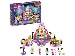 LEGO Friends 41393 Die grosse Backshow