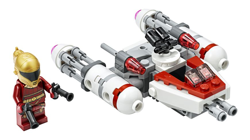 LEGO Star Wars 75263 Widerstands Y Wing Microfighter