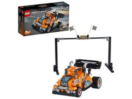 LEGO Technic 42104 Renn Truck