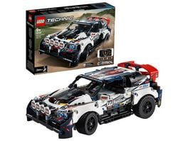 LEGO Technic 42109 Top Gear Ralleyauto mit App Steuerung