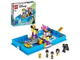 LEGO Disney Princess 43174 Mulans Maerchenbuch
