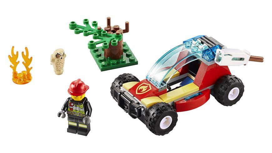 LEGO City 60247 Waldbrand