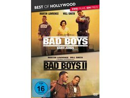 Bad Boys Harte Jungs Bad Boys 2 Best of Hollywood 2 Movie Collector s Pack 2 DVDs