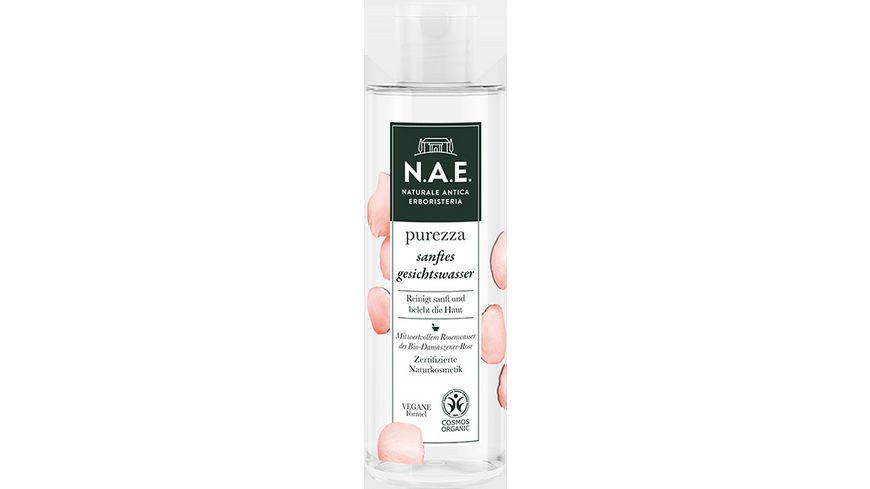 N A E Gesichtswasser purezza
