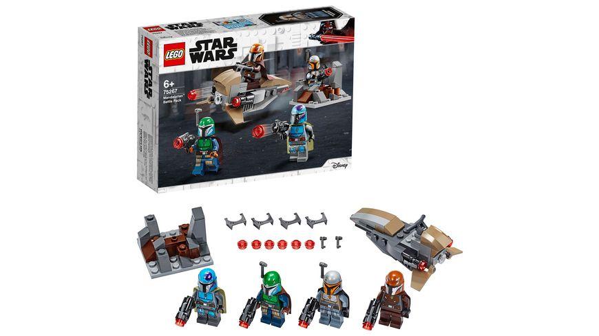 LEGO Star Wars 75267 Mandalorianer Battle Pack