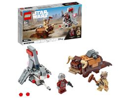 LEGO Star Wars 75265 T 16 Skyhopper vs Bantha Microfighters