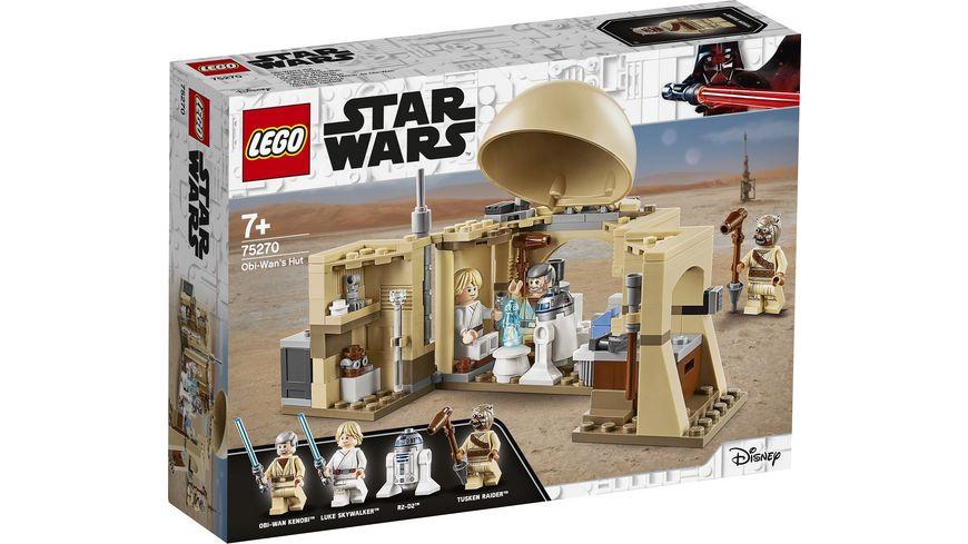 LEGO Star Wars 75270 Obi Wans Huette