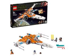 LEGO Star Wars 75273 Poe Damerons X Wing Starfighter
