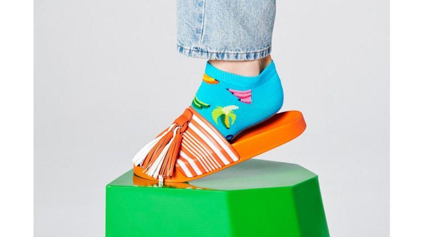 Happy Socks Sneaker Banana Unisex