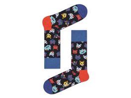 Happy Socks Socke Funny Cat Unisex