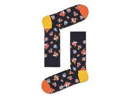 Happy Socks Socke Hibiscus Unisex