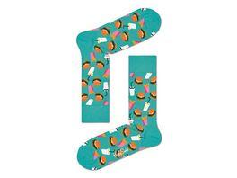 Happy Socks Socke Hamburger Unisex