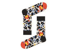 Happy Socks Socke Leopard Unisex