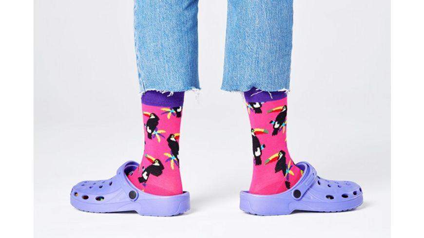 Happy Socks Socke Toucan Unisex