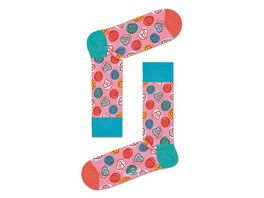 Happy Socks Socke Sweet Hearts Unisex