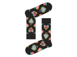 Happy Socks Socke Sacred Heart Unisex