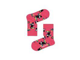 Happy Socks Kinder Socke Toucan