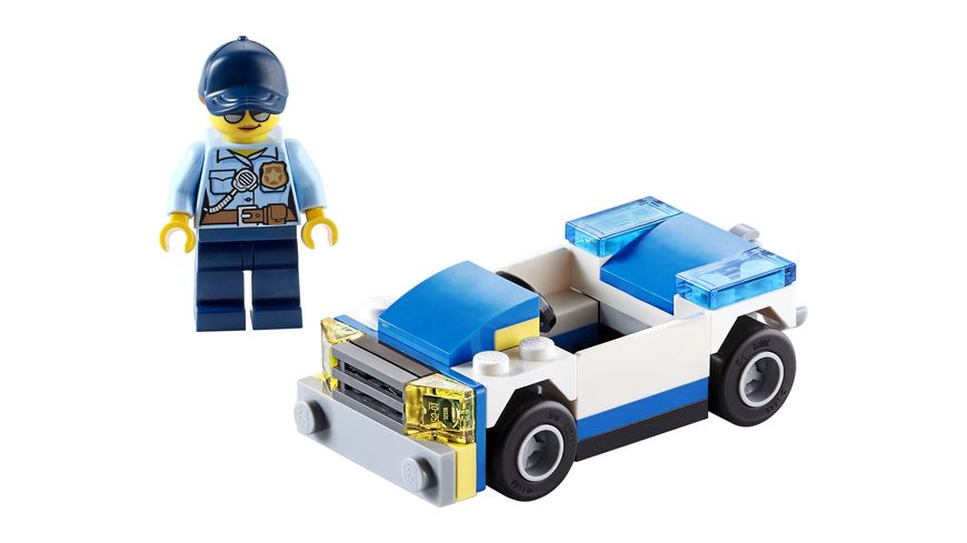 LEGO City 30366 Polizeiauto