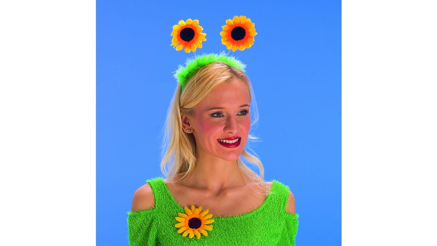 Andrea Moden Sonnenblumen Haarreif