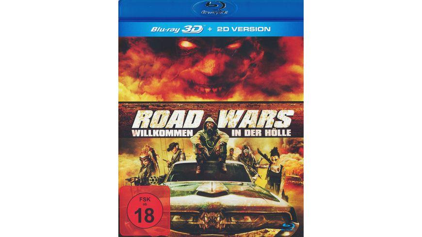 Road Wars Willkommen in der Hoelle inkl 2D Version