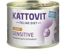 Kattovit Feline Diet Sensitive Huhn