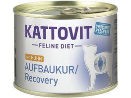 Kattovit Feline Diet Aufbaukur Recovery Huhn