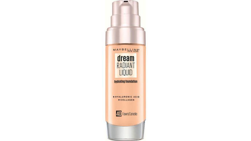 MAYBELLINE NEW YORK Dream Radiant Liquid Make-Up