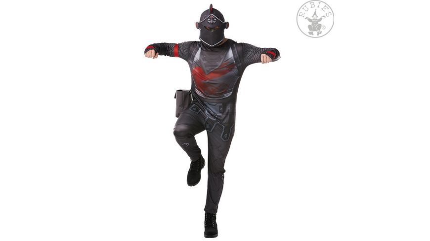Rubies 3300199 Black Knight Fortnite Tween