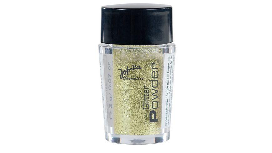 Jofrika 710251 Glitter Powder gold