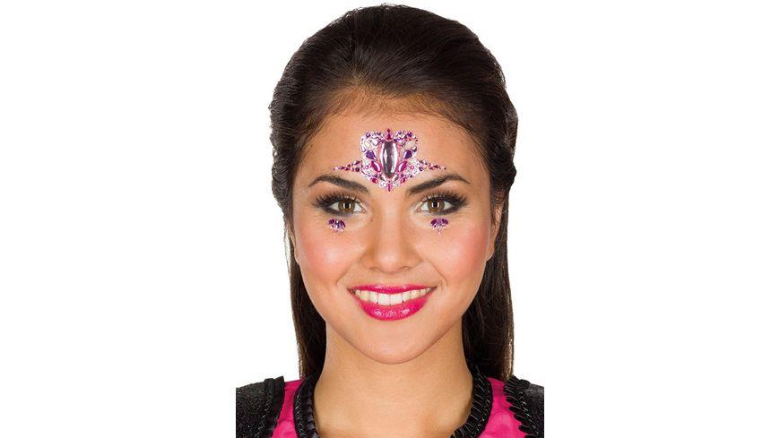 Jofrika - 713301 - Festival Bindi: Flamingo Sparkle