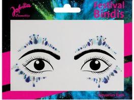 Jofrika 713305 Festival Bindi Aquarius Eyes