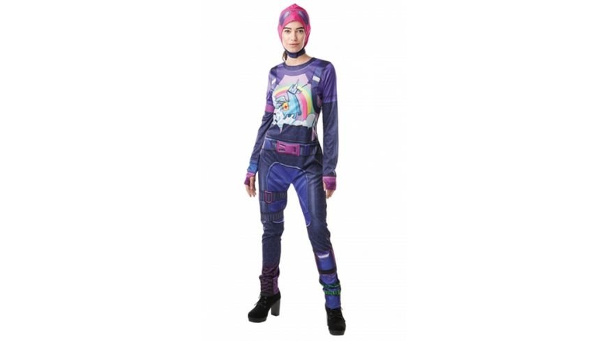 Rubies 3300190 Brite Bomber Fortnite Adult