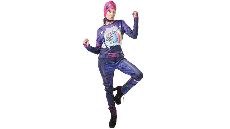 Rubies 3300198 Brite Bomber Fortnite Tween