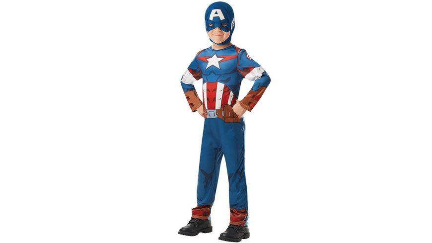 Rubies 3640832 Captain America Classic Child