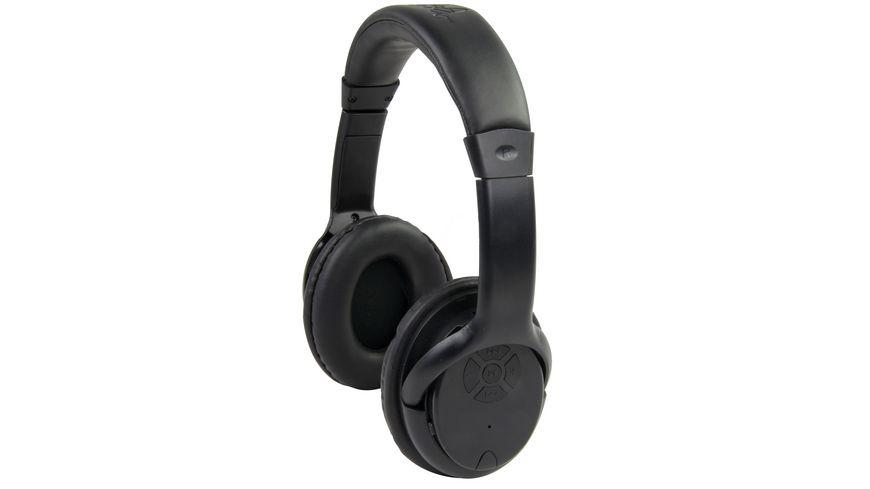 Grundig Bluetooth Kopfhoerer schwarz