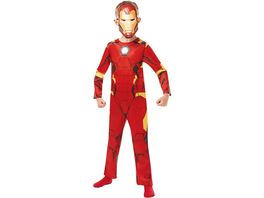 Rubies 3640829 Iron Man Avengers Assemble Classic Child
