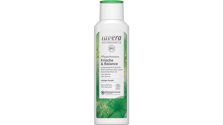 lavera Pflegeshampoo Frische & Balance