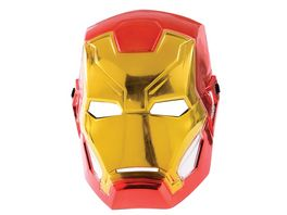 Rubies 339216 Iron Man Avengers Assemble Maske Child