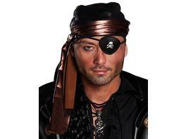 Rubies 6185718 Piratenaugenklappe