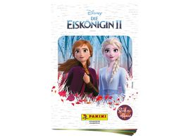 Panini Disney Die Eiskoenigin 2 Sticker und Trading Cards Album