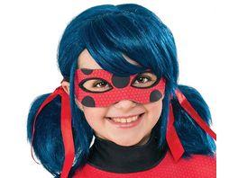 Rubies 3200553 Miraculous Ladybug Peruecke Child