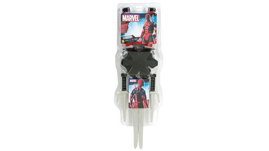 Rubies 336067 Deadpool Weapon Kit Adult