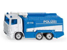 SIKU 1079 Super Polizei Wasserwerfer