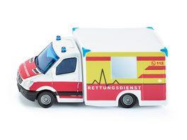 SIKU 1536 Super Rettungswagen