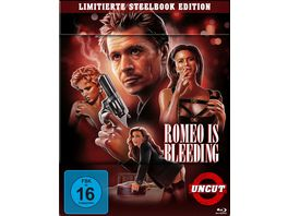 Romeo is Bleeding Limitierte Steelbook Edition Uncut