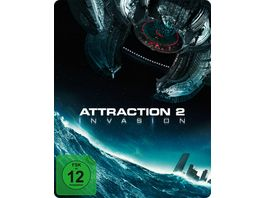 Attraction 2 Invasion Limited SteelBook