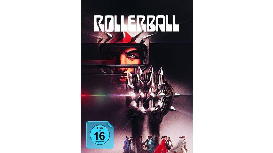 Rollerball - 3-Disc Limited Collector's Edition im Mediabook (Blu-ray + DVD + Bonus-Blu-Ray)