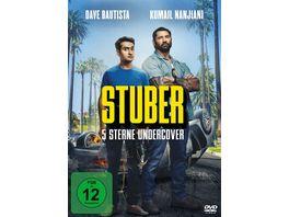 Stuber 5 Sterne Undercover